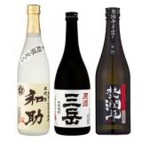三岳原酒・和助本にごり31%・杜氏潤平原酒…