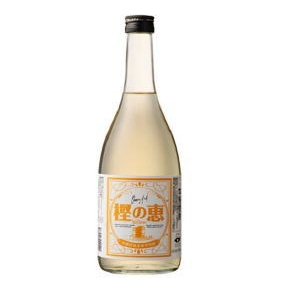 樫の恵YELLOW 720ml