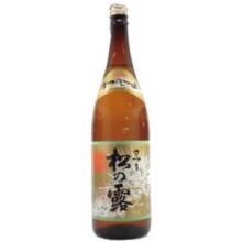 櫻井さつま松の露 1800ml