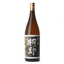 桐野・黒麹 1800ml